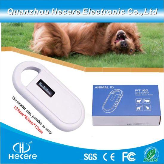 RFID Animal Chip Reader ISO11784/11785 Em4305 for Dog/Cat