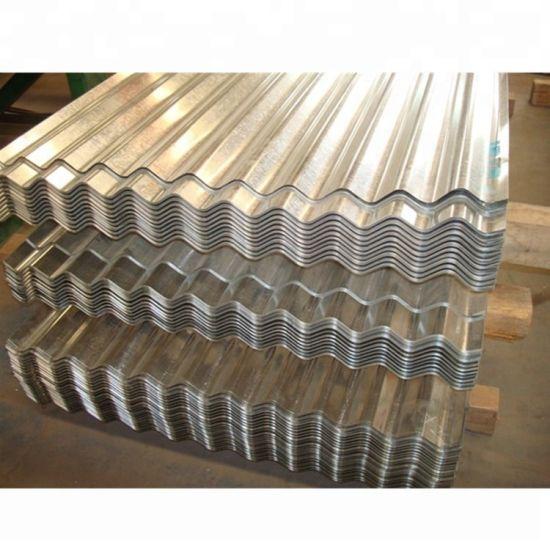 Galvanized Zinc Aluminium Coating Corrugated Galvalume Roofing Sheets