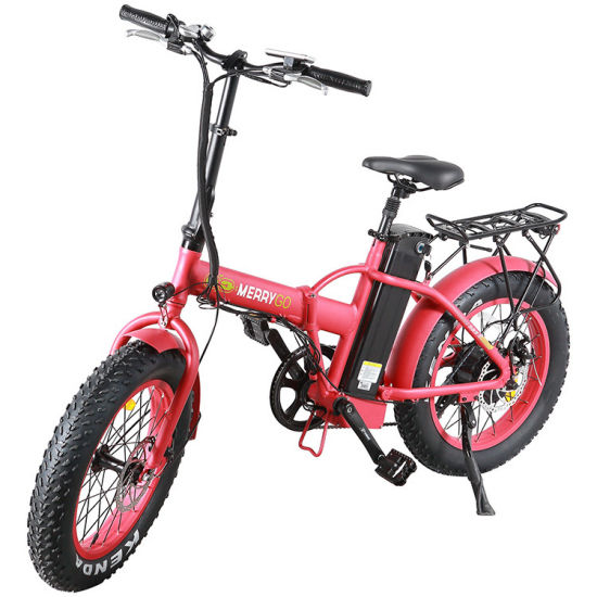 Low Price 20 Inch Folding Electric City Bike with Bafang Motor