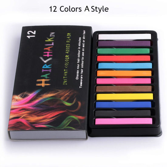 china hair color dye chalk soft pastels stick crayons temporary