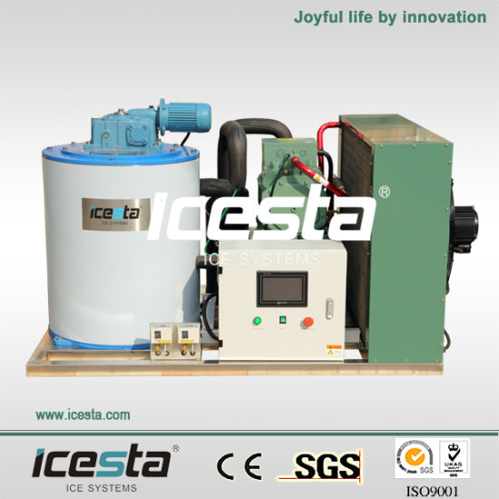Icesta CE Approved Ice Flake Machine (IF2T-R4A)