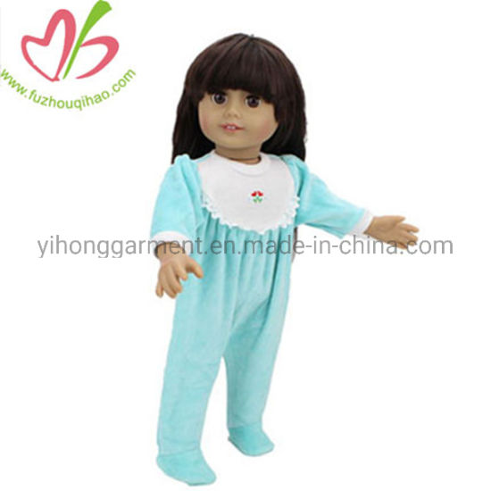 American Cotton Knitted Baby Onesie Doll Clothes pictures & photos