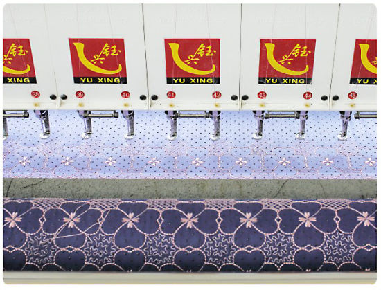 Embroidery Quilting Machine Textile Embroidery Machine