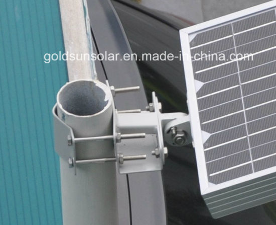 Outdoor Solar Street Lamp for Garden, Villa, Pathway with CE, RoHS pictures & photos