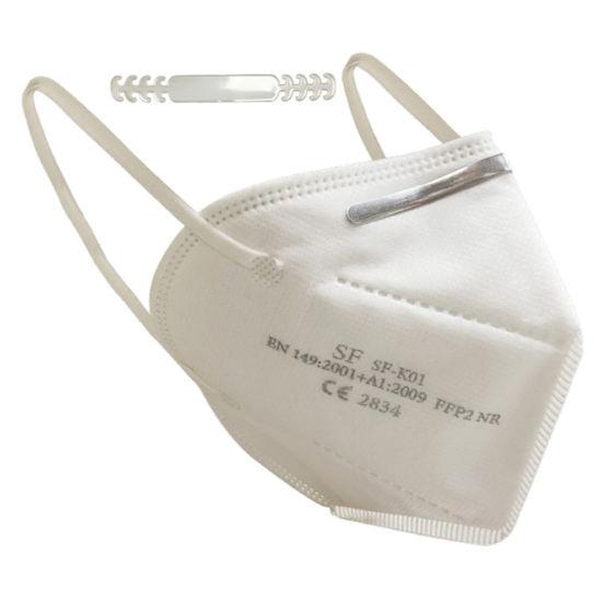 Hot Sale Non Woven CE Certified Ffp Respirator FFP2 Face Mask