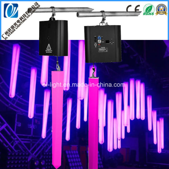 LED Kinetic Light with 108cm RGB Tune Can Make Effect with Madrix Software and DMX 512 Light