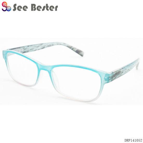 045792e12938 China 2018 Fashionable Plastic Reading Glasses