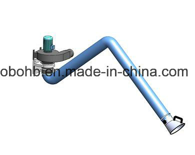 Welding Fume Exhaust Arms with Fume Exhaust Hood for Smoke Extraction pictures & photos