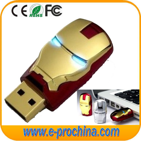 2016 Newest Iron USB Memory Drive 1GB-64GB (EM668) pictures & photos
