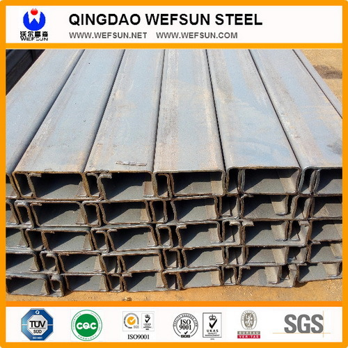 Hot DIP Galvanized C Channel pictures & photos