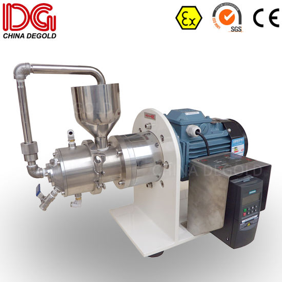 Lab Horizontal Bead Mill for Paint, Ink, Pigment, Agrochemicals