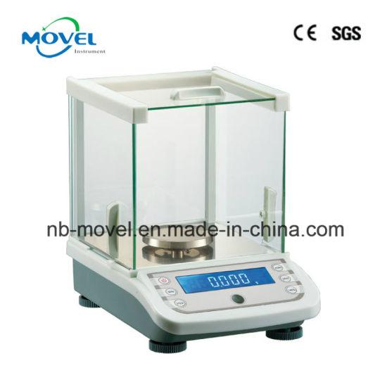 500g 0.001g Load Cell Laboratory Balance Precision Scale
