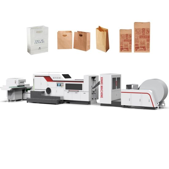 Paper Bags Manufacturing Machines Prices, Fully Automatic Paper Bag Making Machine, Paper Bag Machine Price