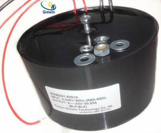 500V Waterproof Power Toroidal Transformer for LED Underwater Lamp