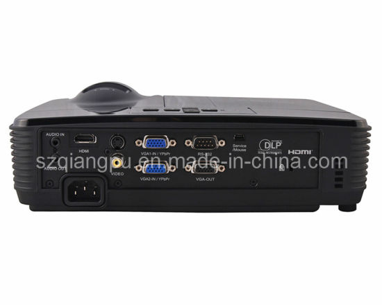 HD 1080P Education DLP Projector Support 3D, HDMI (DP-307) pictures & photos