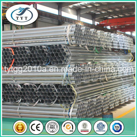 Best for Export GB, BS, ASTM Galvanized Steel Tube From Tyt