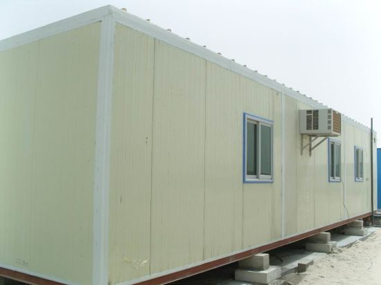 Modular Prefabricated Prefab Cabin Container House pictures & photos