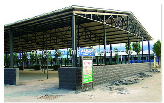 Steel Structure Frame Products Market (SS-15245)