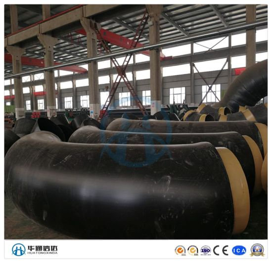 Urgent Project Thermal Insulation Pipe HDPE Jacket Carbon Steel Service Pipe