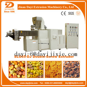 Fully Automatic High Quality Puffed Rice Snack Machine pictures & photos