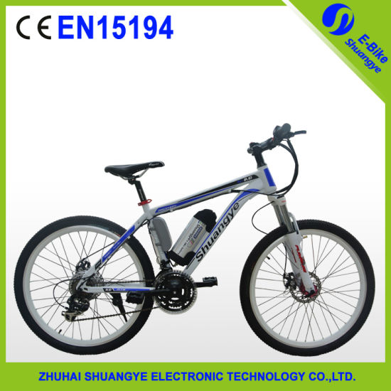 Good Quality Best Sell Folding Electric Bike 250W