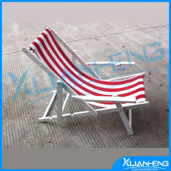 Wooden Frame Rocking Chair for Beach Outdoor pictures & photos