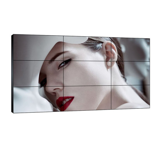 Wholesale 46 Inch Indoor 2X2 3X3 LCD Splicing Video Wall Display Panel