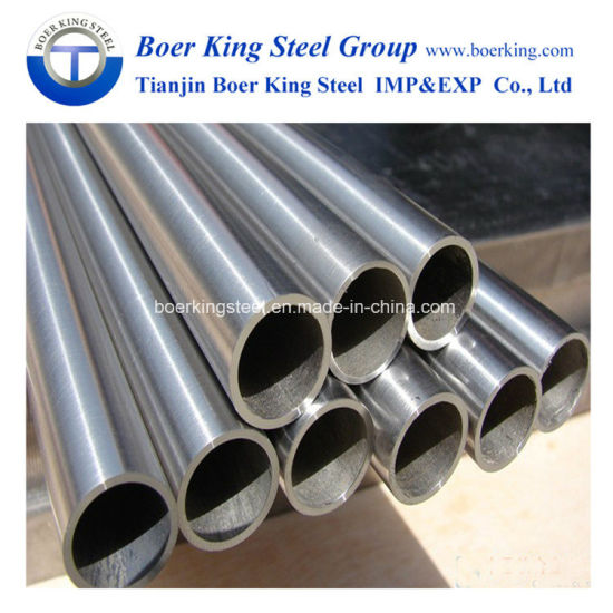 AISI 4130 Cold Drawn Seamless Alloy Steel Pipe / Tube pictures & photos