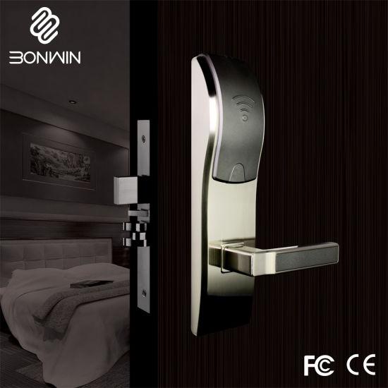 hotel door lock types. Smart Card Type Hotel Door Lock (BW803SC-S) Types L