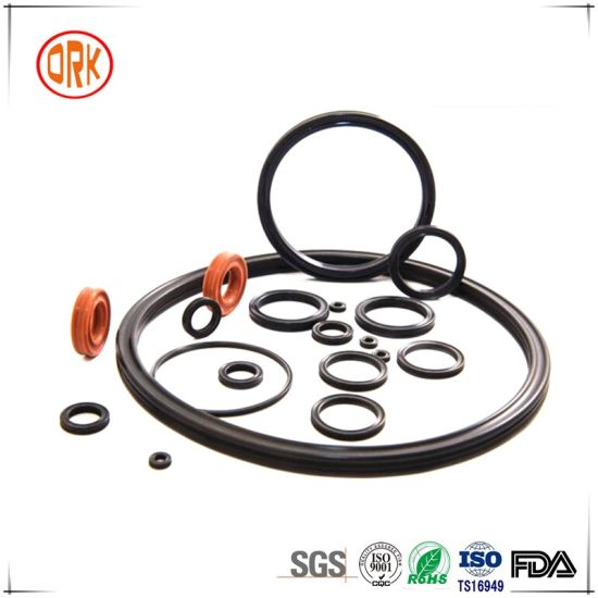 NBR Abrasion Resistance Quad Rings for Pneumatic Sealing pictures & photos