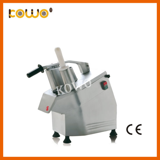 Aluminium Vegetable Garlic Carrots Cube Chopper Cutting Machine For Food Processor