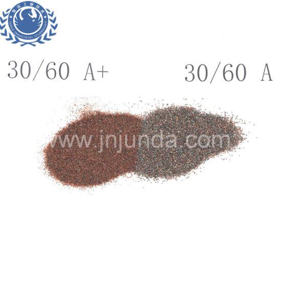 Abrasive Supplier Garnet Sand 30/60 Mesh for Blasting and Painting