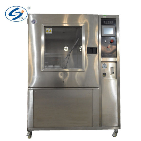 ISO Stainless Steel Electronic Sand and Dust Testing Chamber