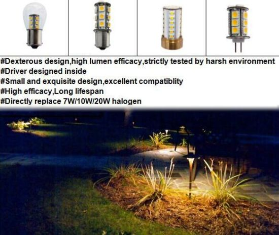 Pi Led Replacement For G4 Halogen Bulb