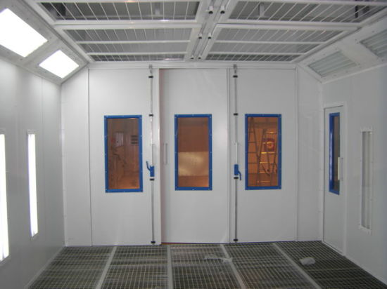 Btd Water Based Spray Booth for Cars pictures & photos
