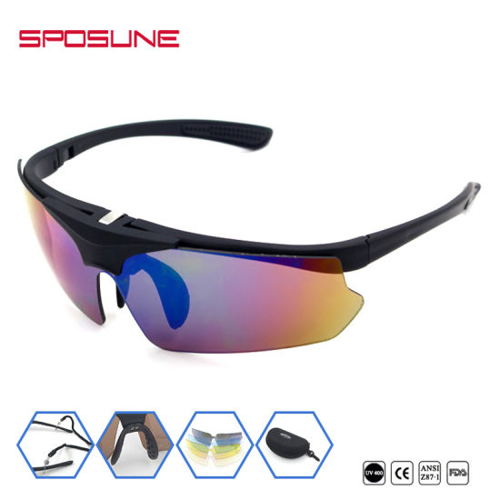 b7951e8772ad Cheap Mens Running Sunglasses Ce Rx Sport Glasses Sports Sunglasses  pictures & photos