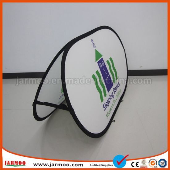 Promotional Adjustable Outdoor Banner Stand pictures & photos