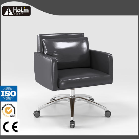 Incredible Low Back Pu Leather Rotating Leisure Armchair In Club Creativecarmelina Interior Chair Design Creativecarmelinacom