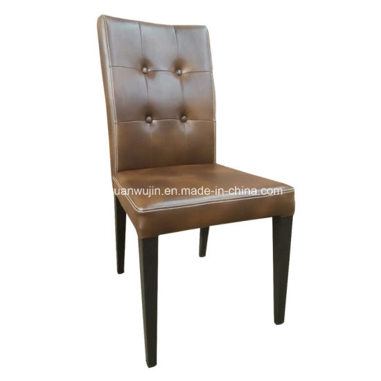 High Back PU Leather Hotel Dining Chair (JY-F46)