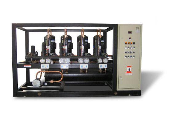 Copeland Multi-Compressor Refrigeration Condenser Unit