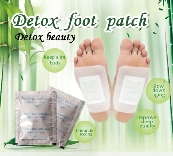 OEM Manufacturer Supply High Quality Detox Foot Patch