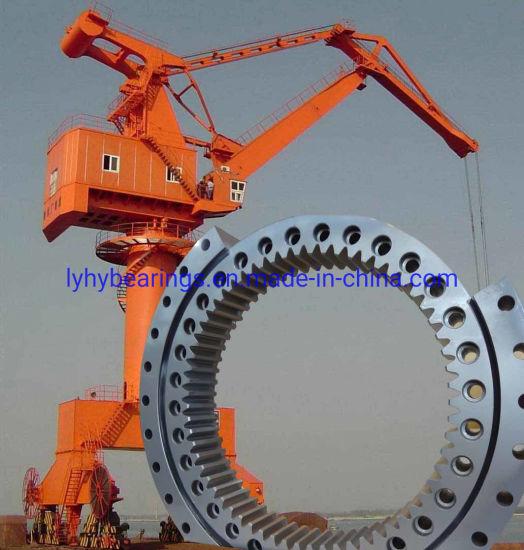Slewing Bearing 191.25.1800.990 Slewing Ring Bearing for Portal Crane (191.20.2000.990)