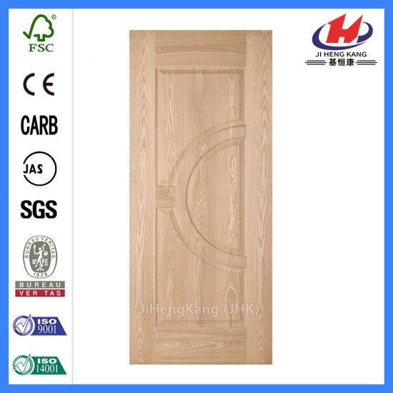 Interior Plywood Veneer Wooden Molded Door Skin (JHK-014)  sc 1 st  Zhejiang Jihengkang (JHK) Door Industry Co. Ltd. & China Interior Plywood Veneer Wooden Molded Door Skin (JHK-014 ...