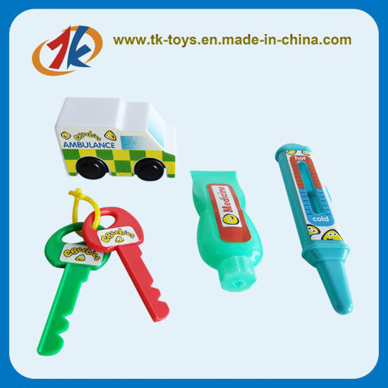 Educational Plastic Doctor Aid Kit Car Toy for Kids