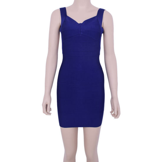 Open Back Bandage Dress Celebrity Club Dress Tight Cocktail Dresses