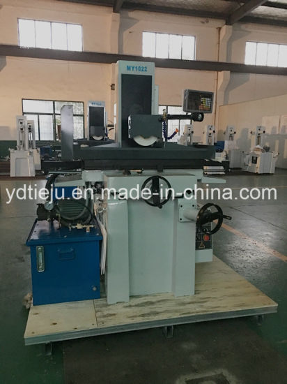 Digital Readout Hydraulic Surface Grinder Grinding Machine Mys1022 pictures & photos