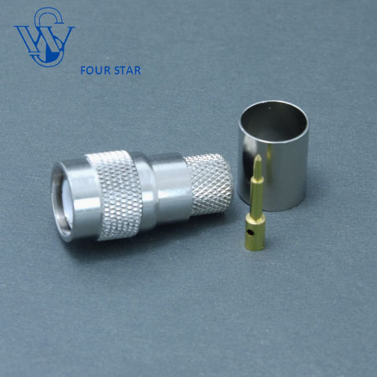 Male Plug Crimp TNC Connector for Rg8/ LMR400 Cable pictures & photos
