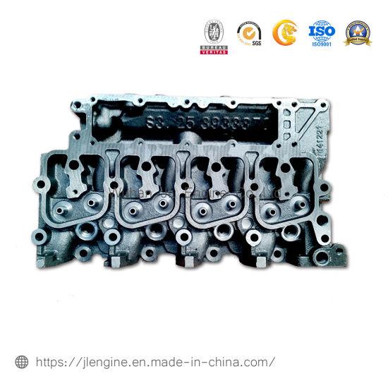 4bt Head Cylinder for Truck Excavator Engine Spare Parts