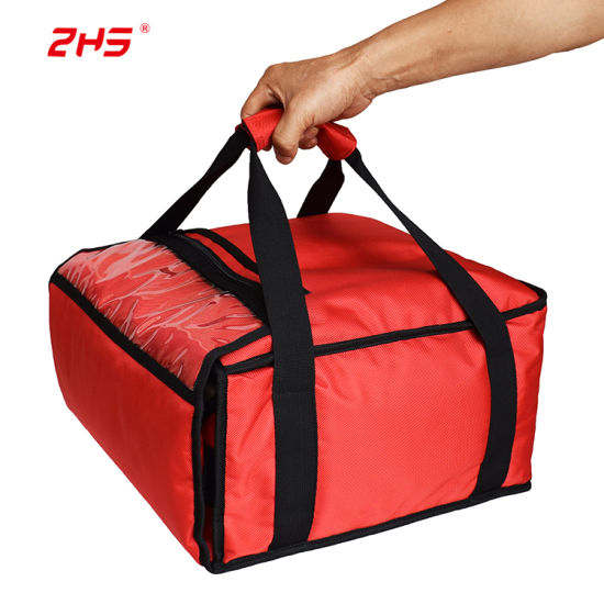 Best Insulated Thermal Lunch Pizza Food Delivery Tote Cooler Bags Whole
