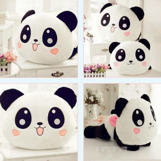 Plushed Lovely Soft Panda Plushed Toys